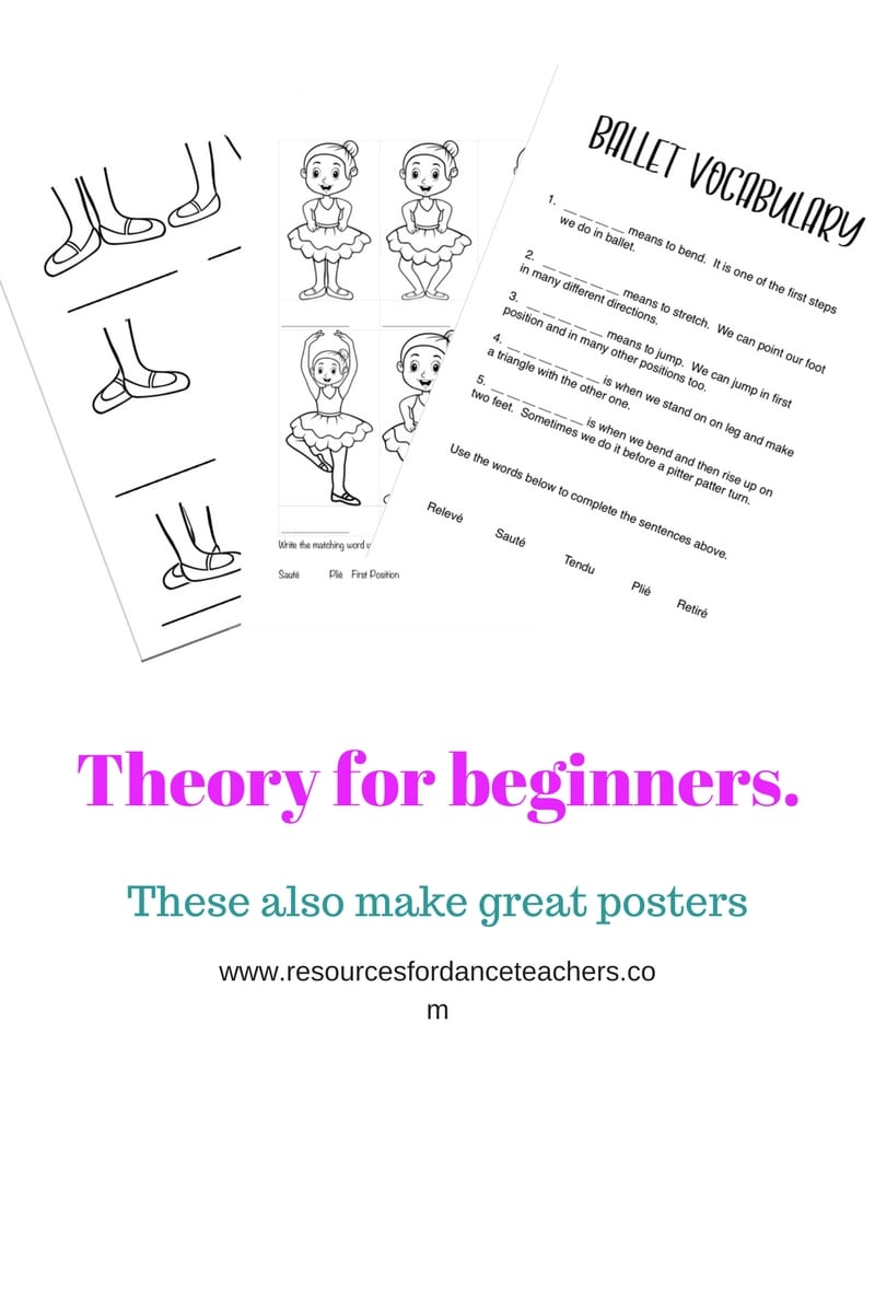 Ballet theory