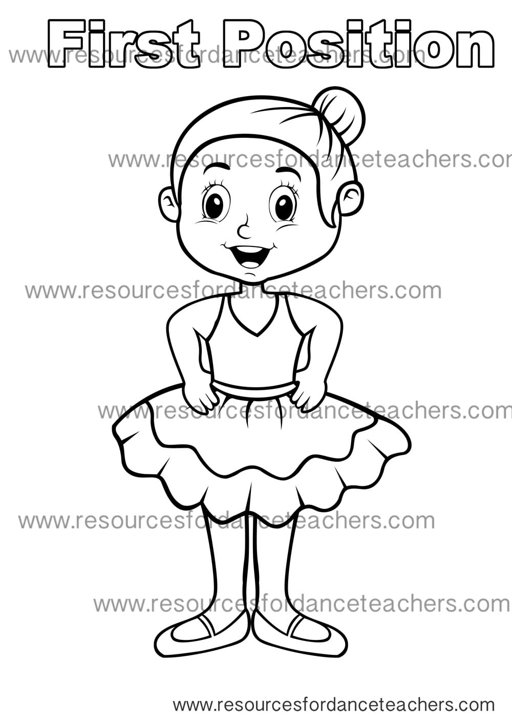 kindergarden teachers coloring pages - photo#43