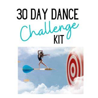 30-day dance challenge