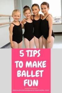 dance teacher tools tips