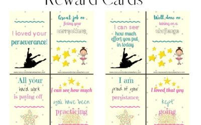 Growth Mindset Phrases for your dancers