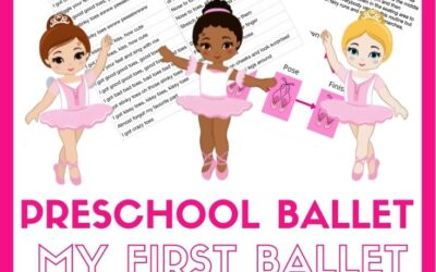 Pre-ballet lesson plan – what to teach in the first ballet class